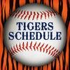 TigersSchedule