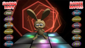 Screenshot Dancing Easter Bunny on iPhone