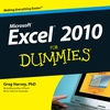 Microsoft Excel 2010 For Dummies