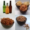 Calories in Alcohol and Snacks