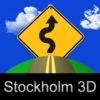 Stockholm 3D Offline Map