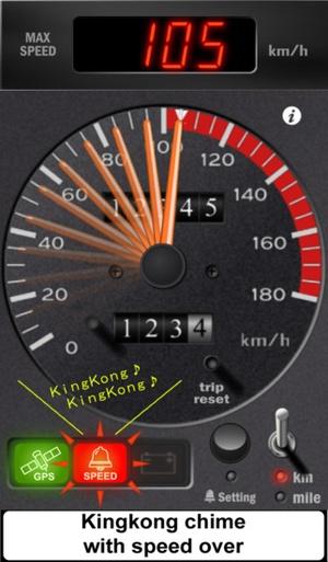 Screenshot DriveMate KingKong on iPhone