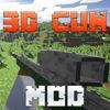 3D Guns Mod for Minecraft PC Edition