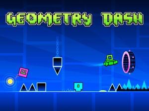 Screenshot Geometry Dash on iPad