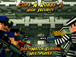 Screenshot Cops N Robbs 2  on iPad