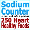 Absolute Healthy Diet Sodium Counter: 250 Heart Healthy Foods