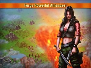 Screenshot Empire Z on iPad