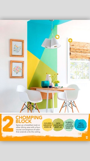 Screenshot Lowe's Creative Ideas Magazine on iPhone
