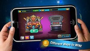 Screenshot FK Slots Deluxe on iPhone