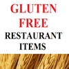 Gluten Free Restaurant Items : Fast Food Diet Guide for Celiac Disease Allergy and Wheat Allergies App