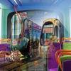 Paris Métro Subway Transport France