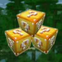 New Lucky Block Mod for Minecraft