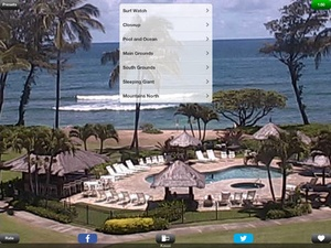 Screenshot iSpy Cameras on iPad