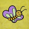 Insect Color Stickers
