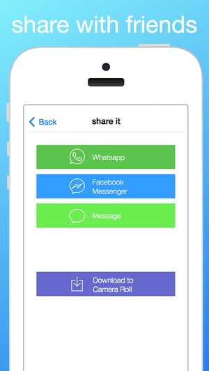 Screenshot Dubsmash on iPhone