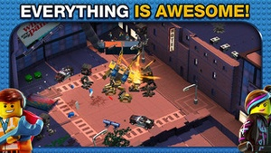 Screenshot The LEGO® Movie Video Game on iPhone