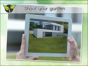 Screenshot MyGarden 3D Free Edition on iPad