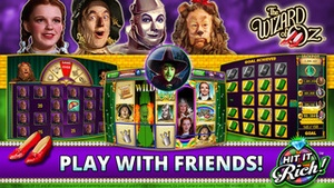 Screenshot Hit it Rich! Free Casino Slots on iPhone