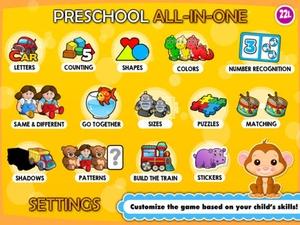 Screenshot Abby Monkey® Basic Skills on iPad