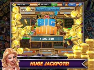 Screenshot Jackpot Slots on iPad