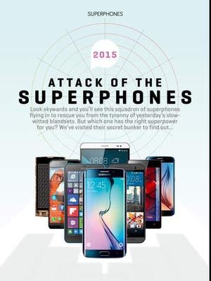 Screenshot Stuff Magazine on iPad