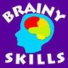 Brainy Skills Synonyms and Antonyms