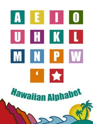 Screenshot Hawaiian Alphabet on iPad