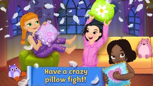 Screenshot PJ Party - Crazy Pillow Fight on iPhone
