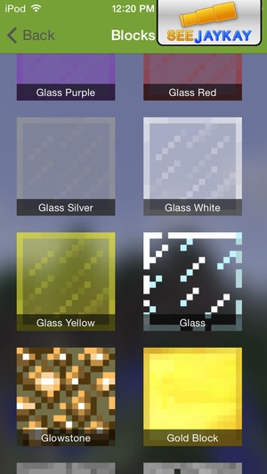 Screenshot Resource Packs Pro for Minecraft on iPhone