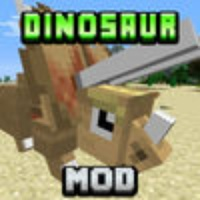DINOSAUR MOD for Minecraft PC Game Guide Edition
