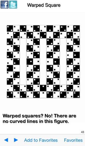 Screenshot Optical Illusions 100+ on iPhone