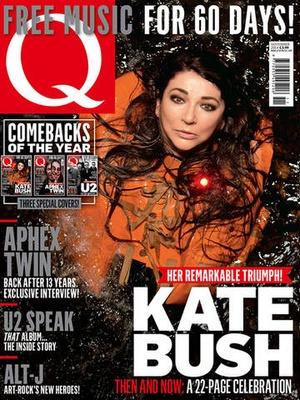 Screenshot Q Music Magazine on iPad