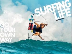 Screenshot Surfing Life on iPad