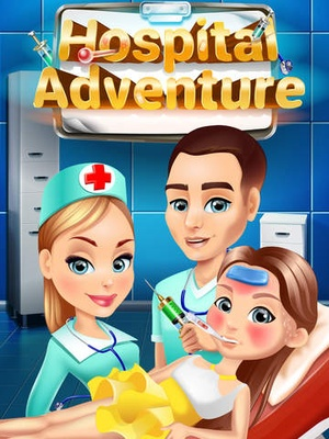 Screenshot Hospital Adventure on iPad