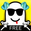 Snap Face for Snapchat Free