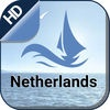 Netherlands boating gps