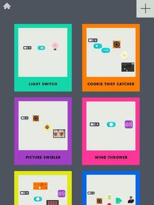 Screenshot The Everything Machine by Tinybop on iPad