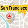 San Francisco Offline Map Navigator and Guide
