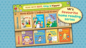 Screenshot Read with Biff, Chip & Kipper: Library on iPhone