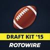 RotoWire Fantasy Football Draft Kit 2015