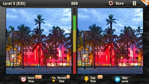 Screenshot What's the Difference? on iPhone