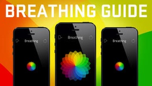 Screenshot Breathing Zone on iPhone