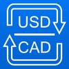 US Dollar to Canadian Dollar and Canadian Dollars to USD currency converter