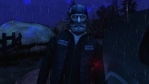 Screenshot Sons of Anarchy: The Prospect on iPhone