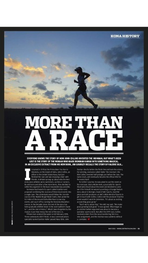 Screenshot 220 Triathlon Magazine on iPhone