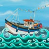 Freddi theFishing Boat