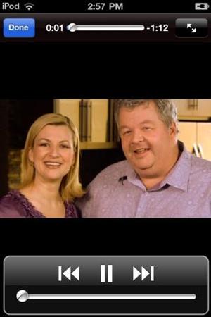 Screenshot Olson Recipe Maker on iPhone
