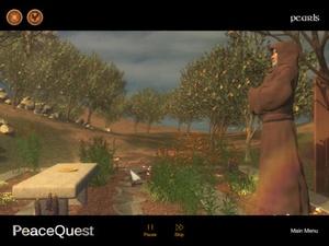 Screenshot PeaceQuest on iPad