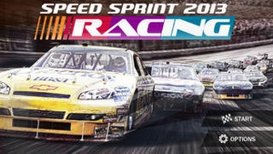 Screenshot Speed Sprint Racing 2013  on iPhone