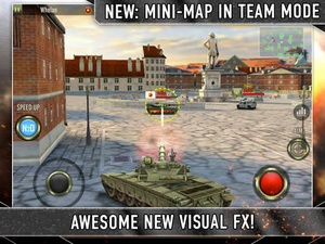 Screenshot Iron Force on iPad